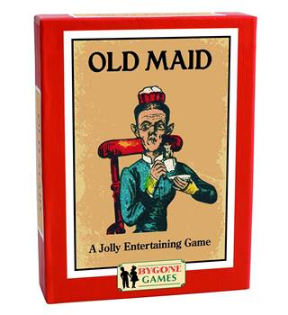 Bygone Games Old Maid card game # 01807