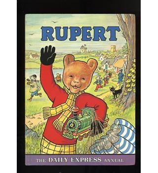Rupert-The Daily Express Annual-1976