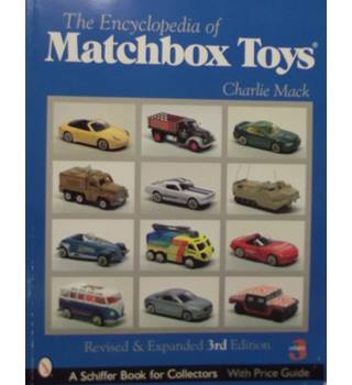 Encyclopedia of matchbox toys