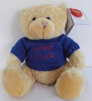Keel Toys 7\'\' Good Luck Bear