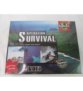 Operation Survival by Bioviva Games - Brand New