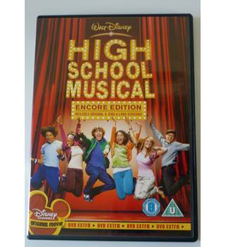 HIGH SCHOOL MUSICAL (ENCORE EDITION) U