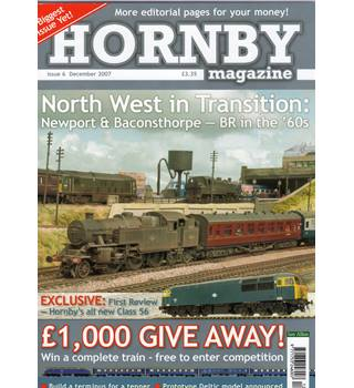 Hornby 2007 issue 6, December.