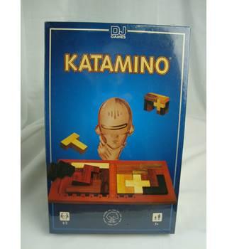 New and Sealed - Katamino Wood Puzzle/Board Game DJ Games