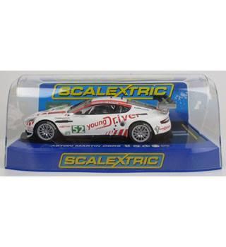 Scalextric C3196 Aston Martin DBR9 Young Driver No. 52 Scalextric