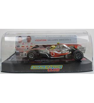 Scalextric Club C2880 Lewis Hamilton McLaren MP4-21 Scalextric