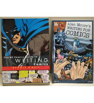 The DC Comics guide to writing comics, Alan Moore\'s Writing for Comics - 2 Publications