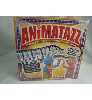 Animatazz Animation Video Game Drumond Park- Sealed
