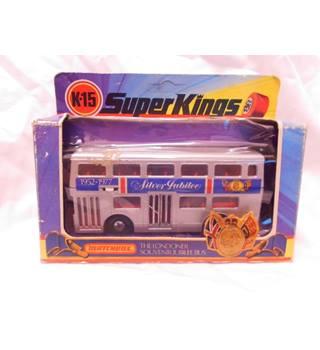 Matchbox The Londoner Double Decker Bus Matchbox