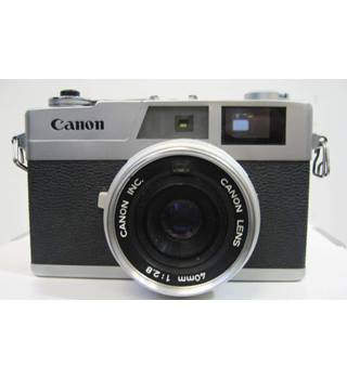 Canon Canonet 28 Camera