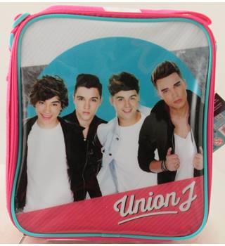 BNWT Spearmark pink Union J lunch bag