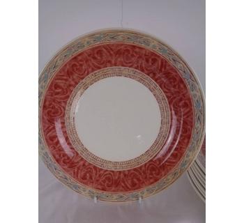Churchill Zarand Dinner Plate 8x