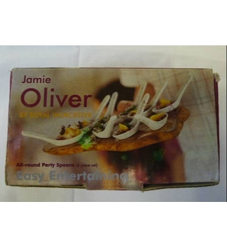 Jamie Oliver Party Spoons Boxed Set
