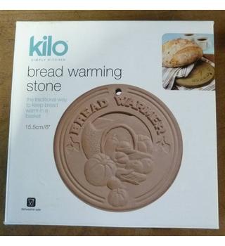 KILO Bread Warming Stone 15,5 cm