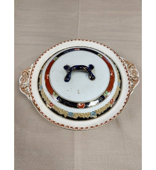 B. P. Co. Large Decorative Dish