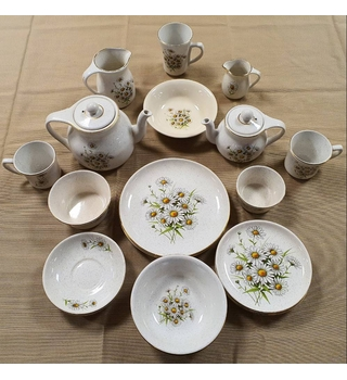 Kernewek Tea Set